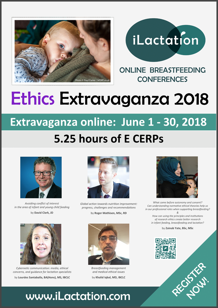 Ethics Extravaganza 2018 poster