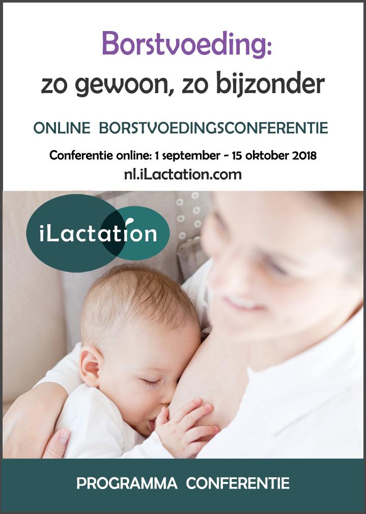Programa conferentie - Borstvoeding: zo gewoon, zo bijzonder