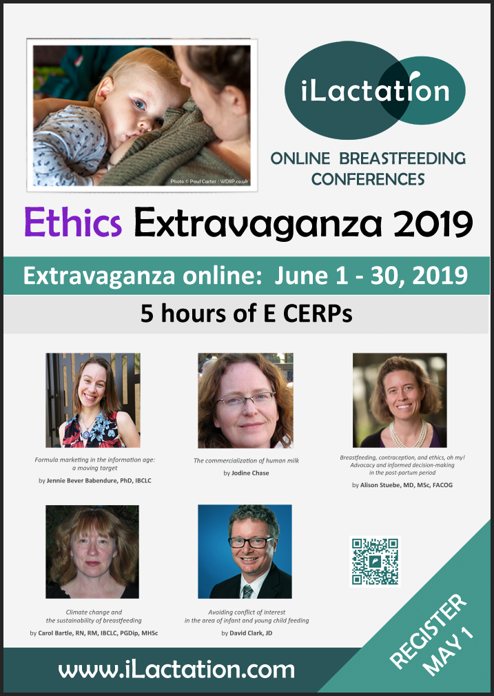 Ethics Extravaganza 2019 poster