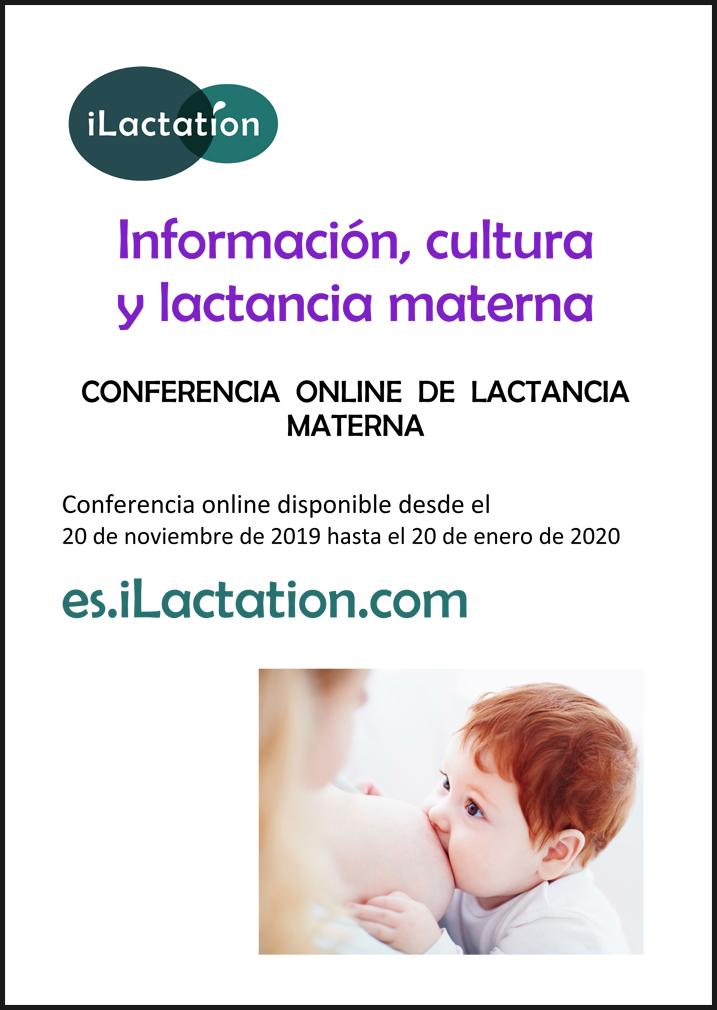 Programa de la conferencia - Información, cultura y lactancia materna