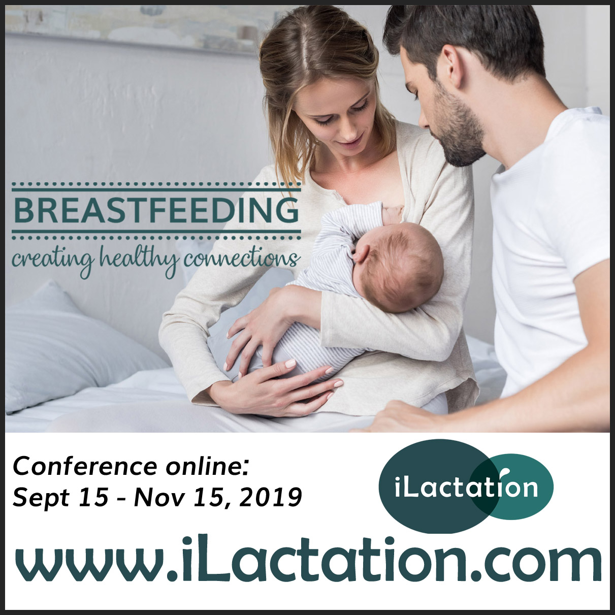 Insta picture - Breastfeeding: creating healthy connections