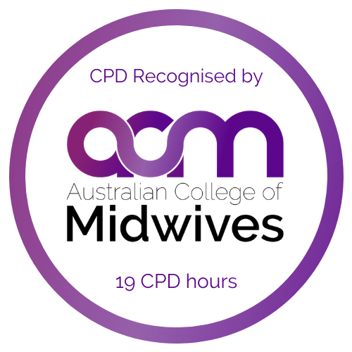Australian College of Midwives 19 CPD points
