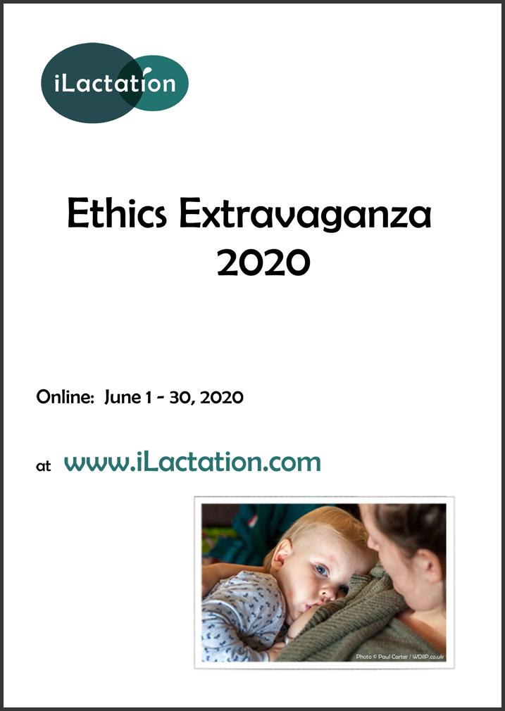 Ethics Extravaganza 2020 programme