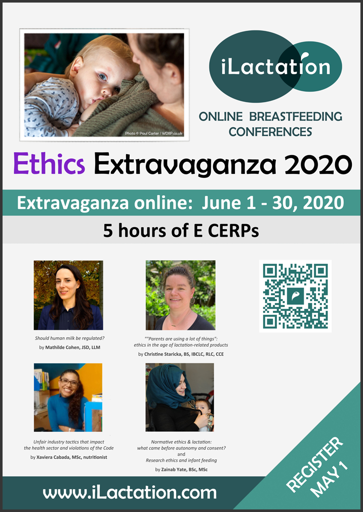 Ethics Extravaganza 2020 poster