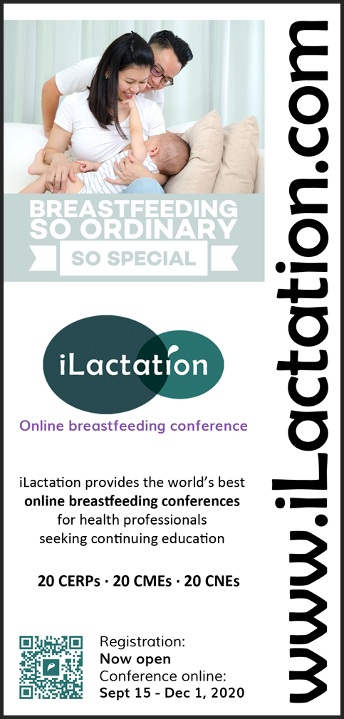 Conference flyer - Breastfeeding: so ordinary, so special