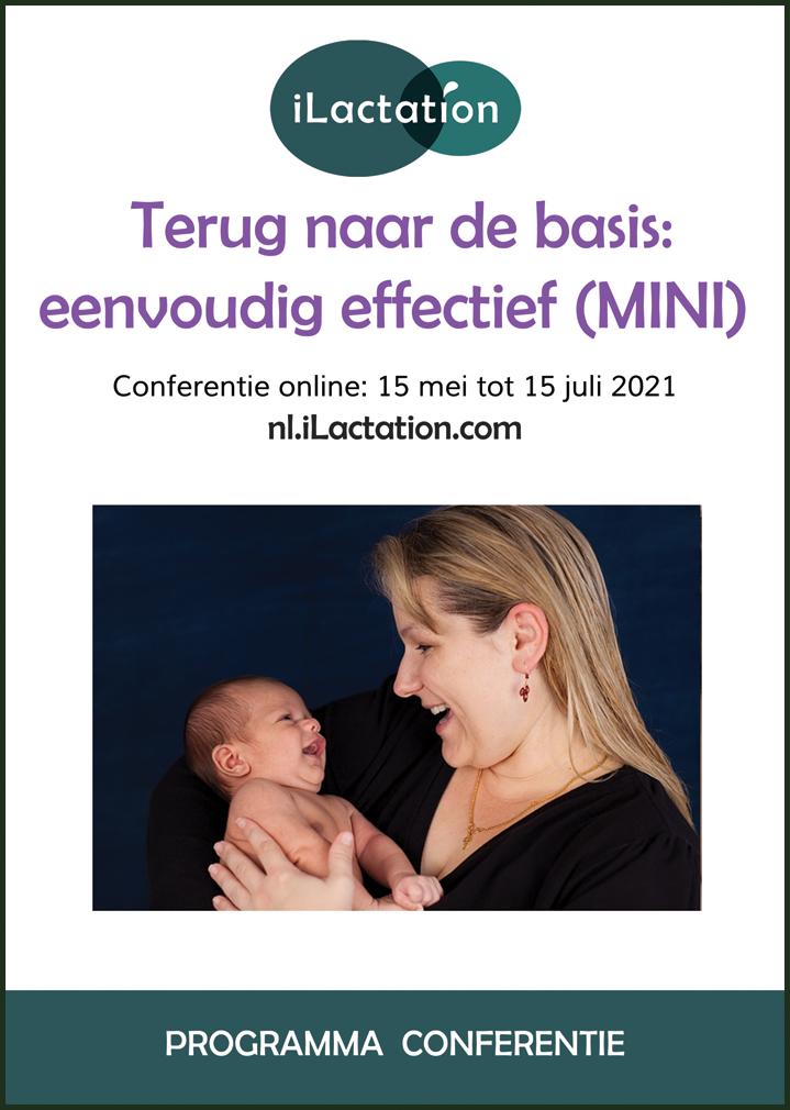 Programa conferentie - Terug naar de basis: eenvoudig effectief (MINI)