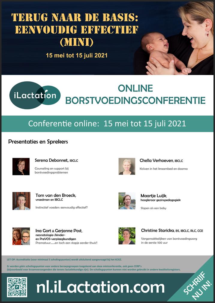 Poster conferentie - Terug naar de basis: eenvoudig effectief (MINI)