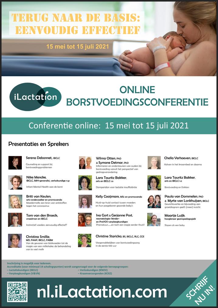 Poster conferentie - Terug naar de basis: eenvoudig effectief