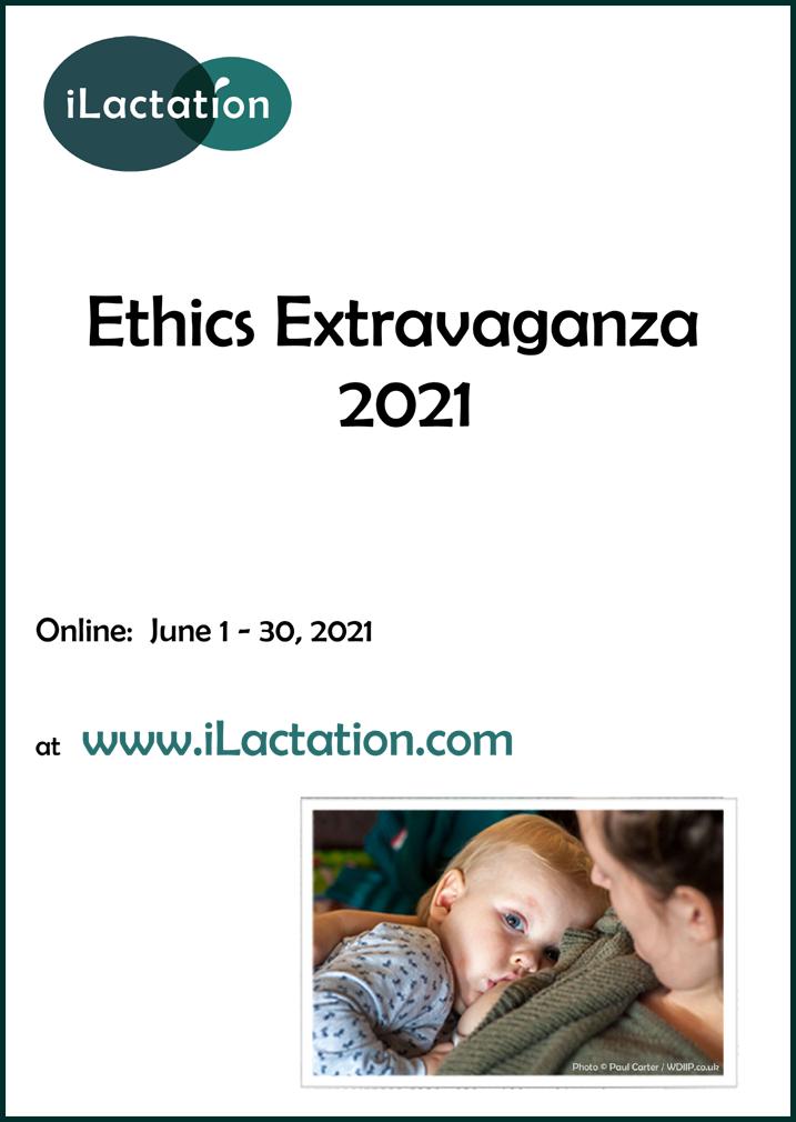 Ethics Extravaganza 2021 programme
