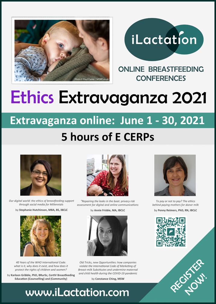 Ethics Extravaganza 2021 poster